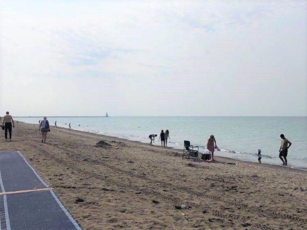 Erieau Beach