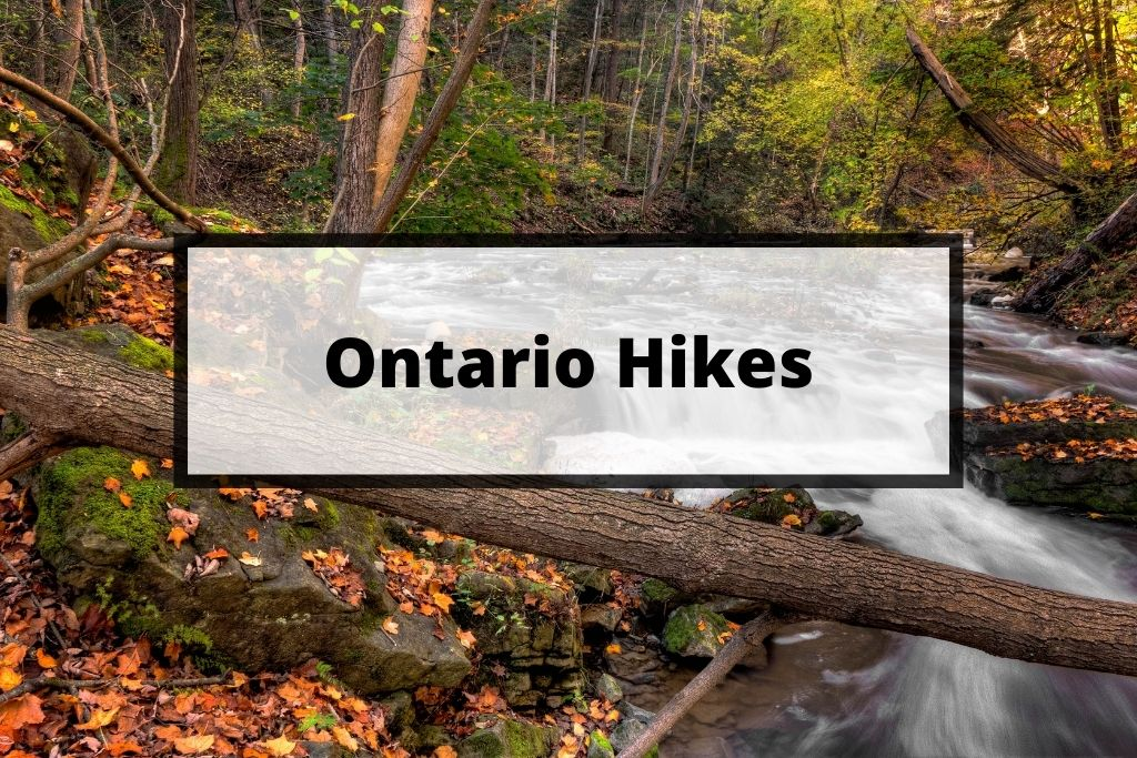 Ontario Hikes Category