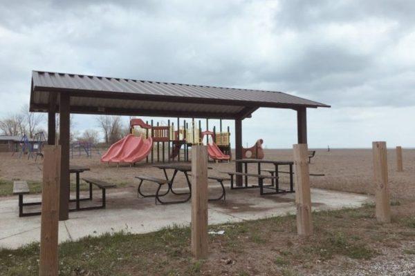 Erieau Public Beach Pavillion and Playground