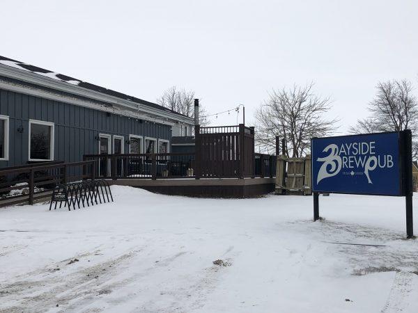 Bayside Brewery in Erieau