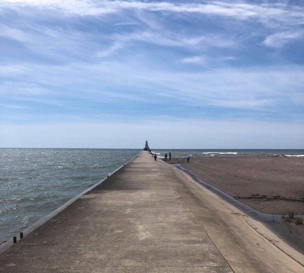 Erieau Pier