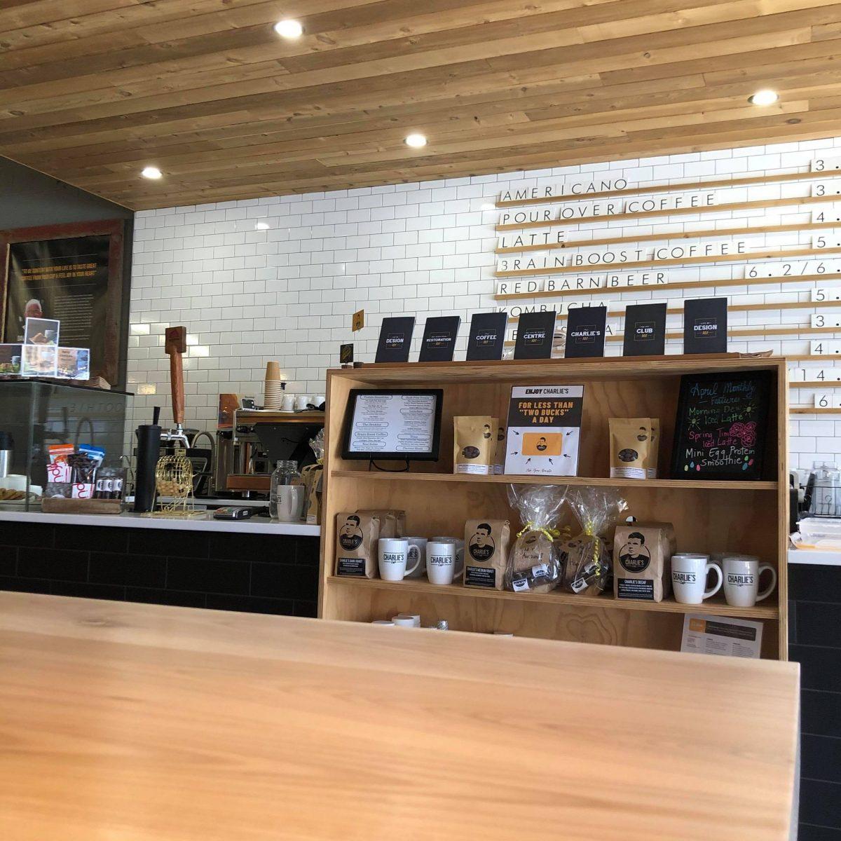 Charlie's Cafe Blenheim
