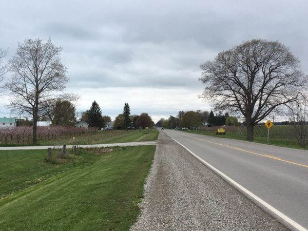 Highway 3 from Windsor to Erieau