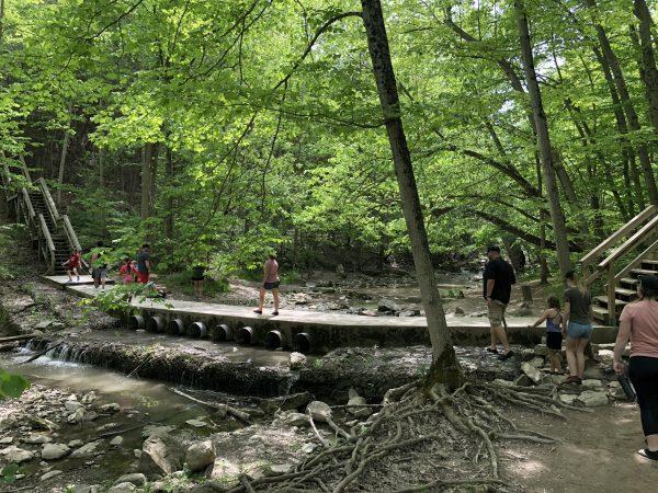 Rock Glen Conservation Area Hiking Trail