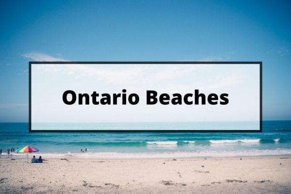 Ontario Beaches