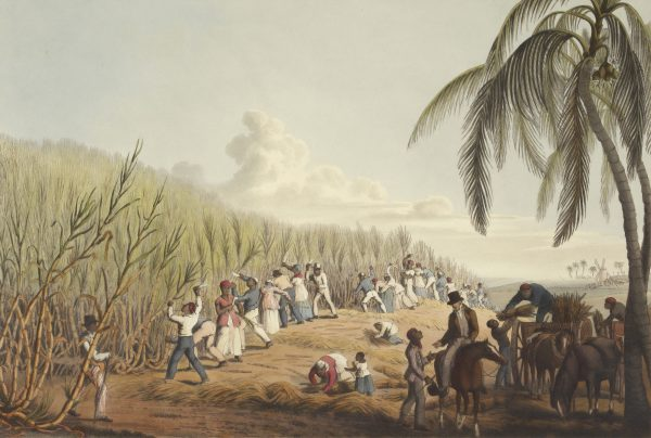Painting of African Slaves