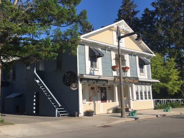 Kettle Creek Inn and Restaurant, Port Stanley