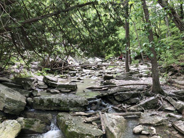 Rock Glen Trail