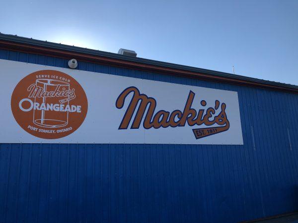 Mackie's, Port Stanley